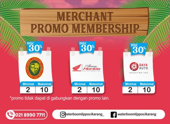 Merchant Promo Membership Discount 30% 31dd10ccd5